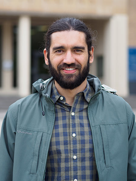 Dr. Sergio Gutiérrez-Rodrigo