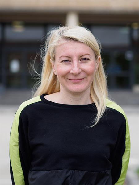 Dr. Tetiana Slipchenko
